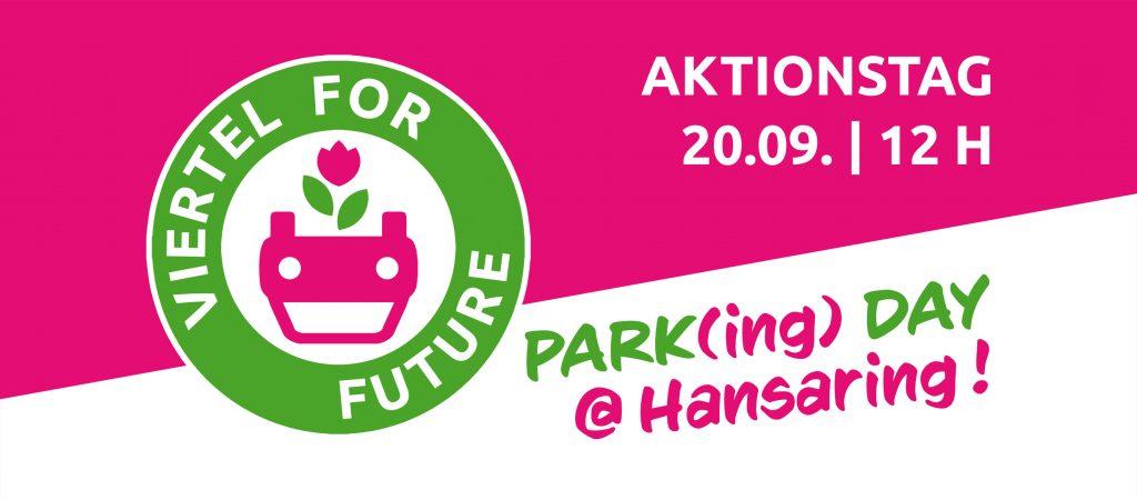 Parking Day @Hansaring