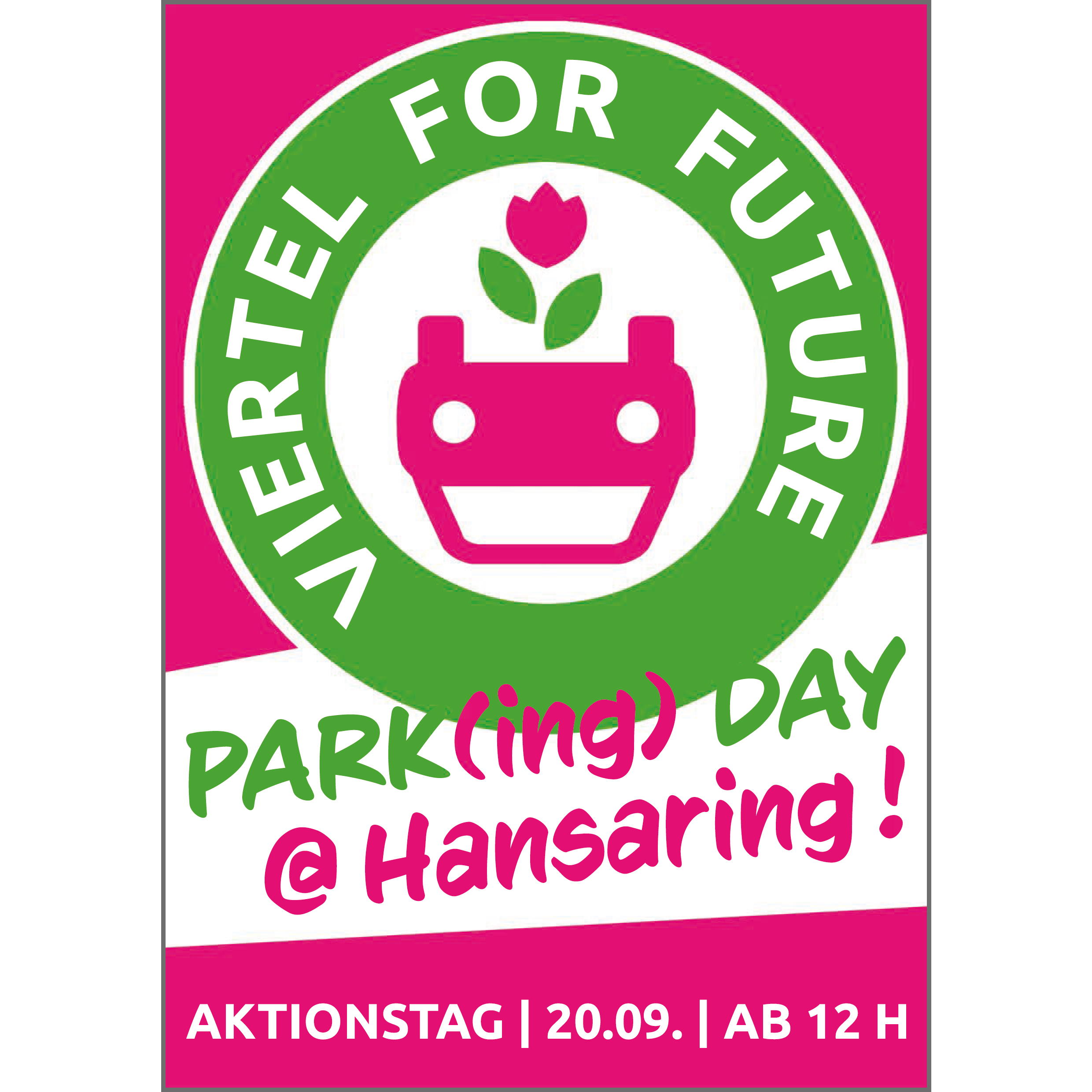 Parking Day am Hansaring