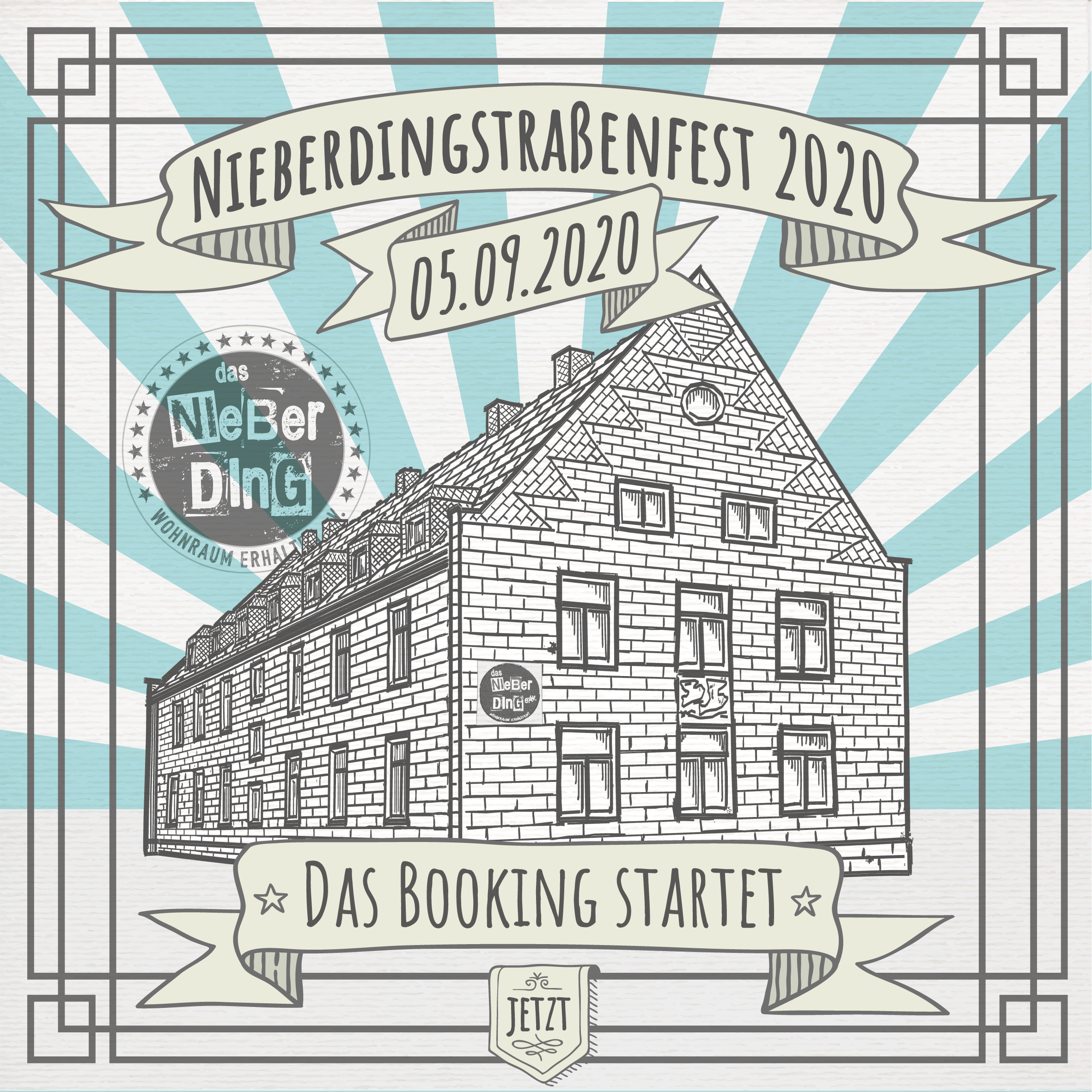 Nieberdingstrassenfest 2020