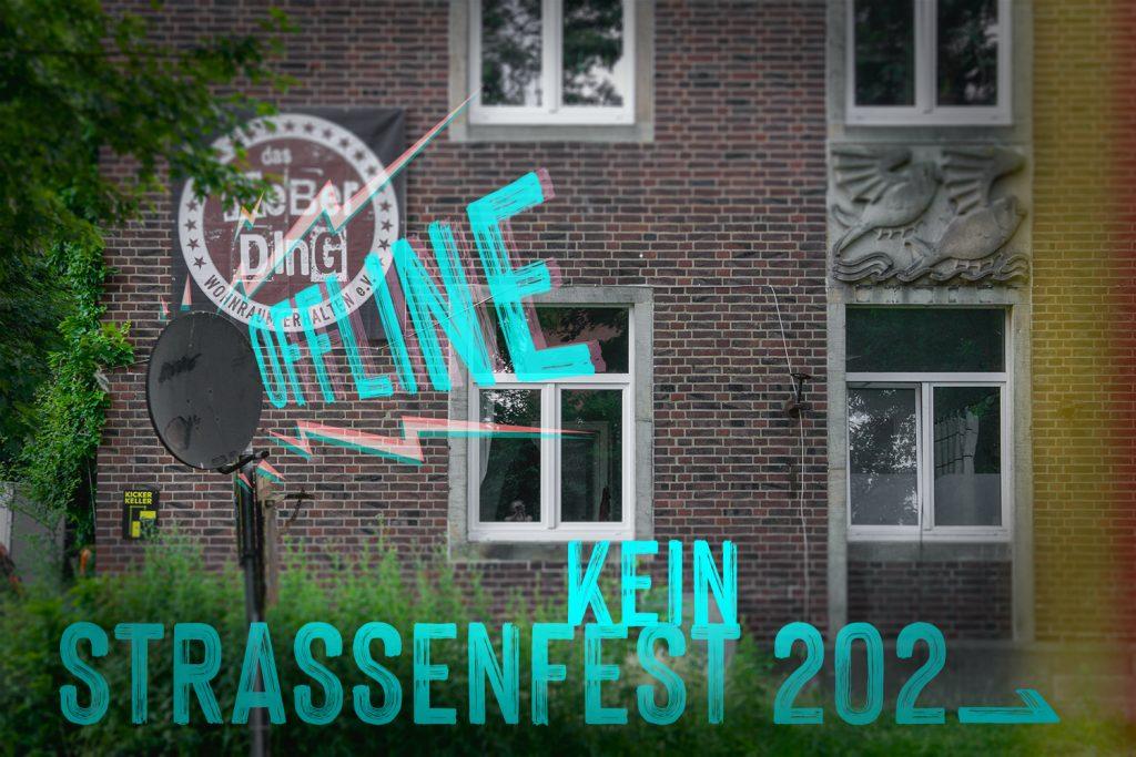Kein Nieberding Straßenfest 2021